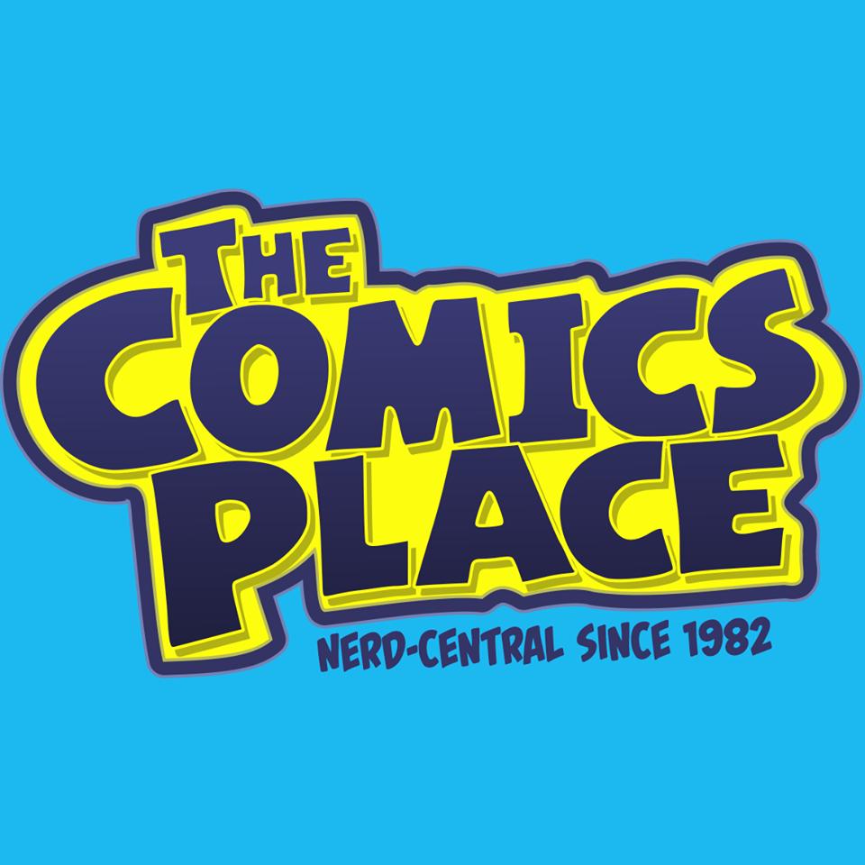 Comics Place Logo