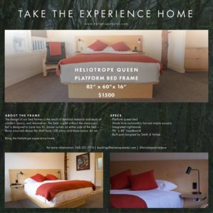 Heliotrope Hotel Selling Beds